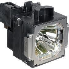 Sanyo PLC-XM150 replacement projector lamp bulb with housing