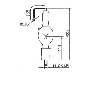 Christie PXL-25BA3 / Replacement Lamp